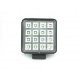 LAMPA ROBOCZA LED 90x90mm