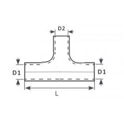 KOŃCÓWKA TŁUMIKA PODWÓJNA - ULTER - N2-61 2x 80mm