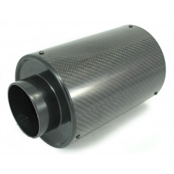 AIRBOX CARBON 185x133 76MM