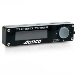 TURBO TIMER ADDCO RED