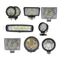 LAMPY I PANELE LED